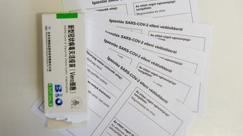 Mégsem fogadja el az EU a kínai és az orosz vakcina alapján kiadott védettségi igazolást?