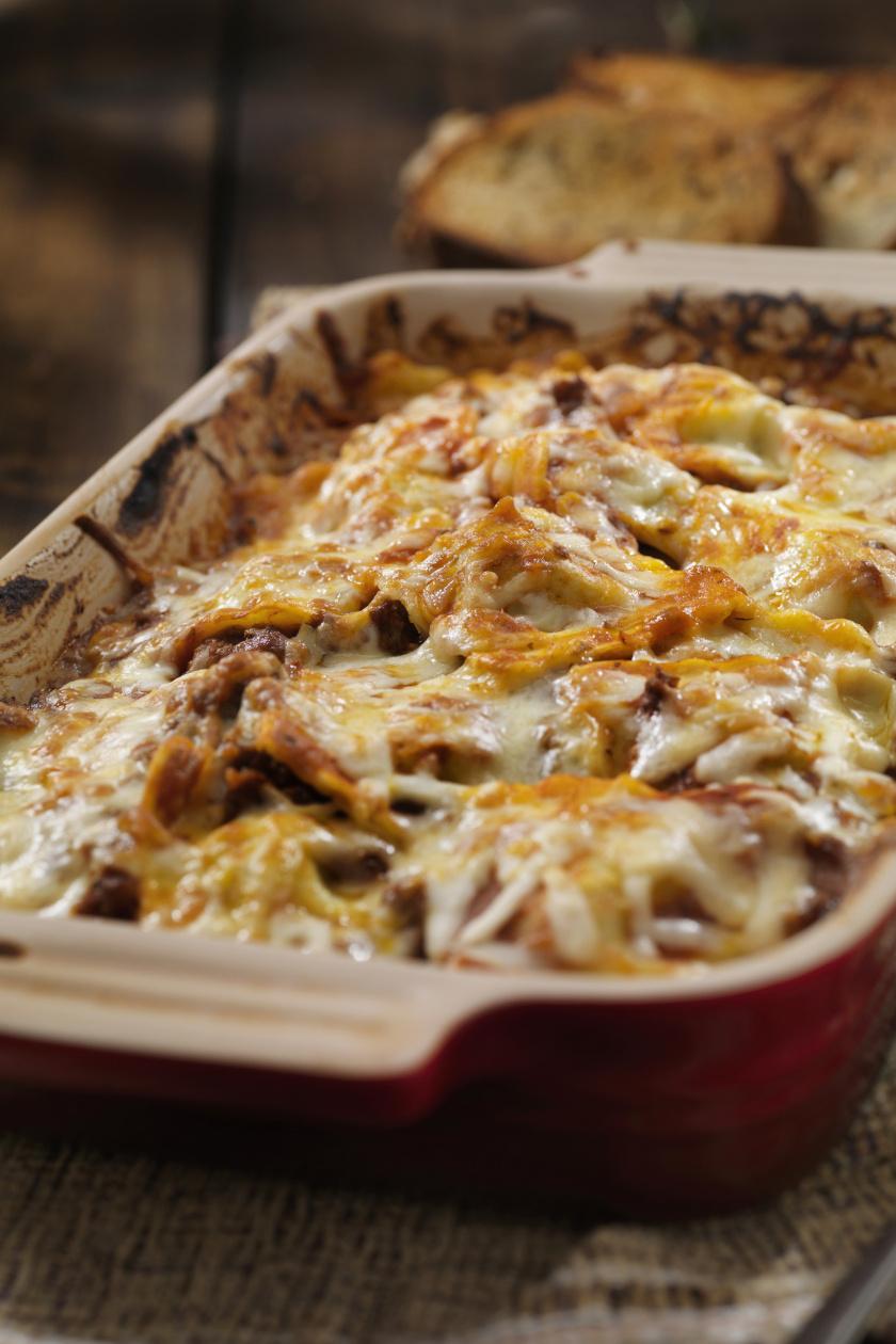 lasagne álló ok