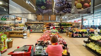 Elmaradt a bevásárlási roham az élelmiszerláncoknál