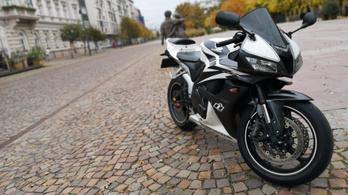 Fotelmotoros: Honda CBR600RR