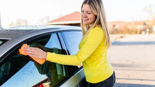Milyen gyakran érdemes autót mosni?