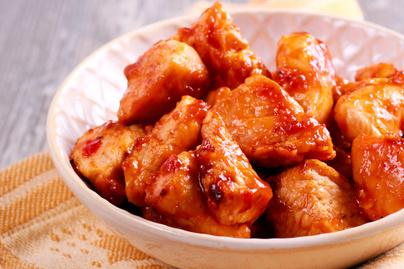 Szaftos és fűszeres csirkefalatok sütőben sütve - Gyorsan elkészül az alakbarát vacsora