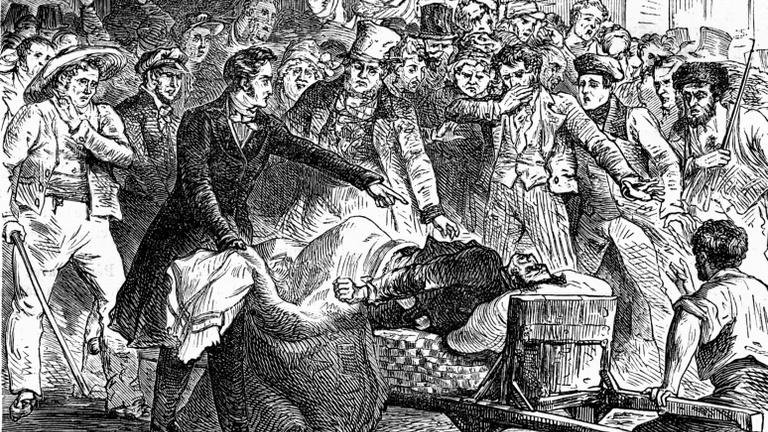 Tudja, ki volt az 1848-as Müller Cecília?
