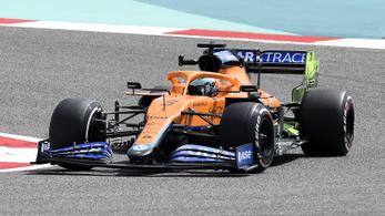 Ricciardo volt a leggyorsabb, Schumacher bemutatkozott