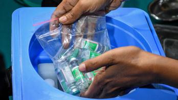 WHO: az AstraZeneca használatának felfüggesztése csak elővigyázatossági intézkedés