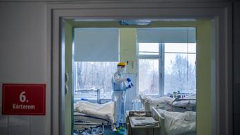 Egyre nehezebben tudják fogadni a koronavírusos betegeket a kórházak