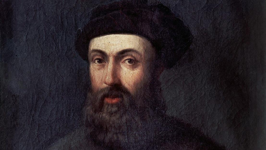 Retrato de Hernando de Magallanes