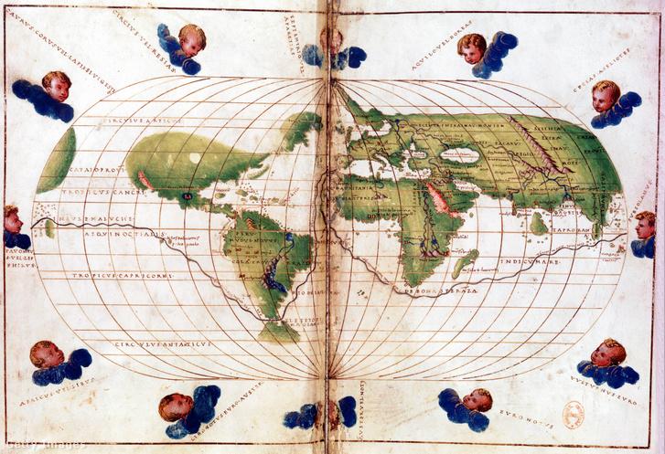 Magellán világkörüli útja 1519-1521