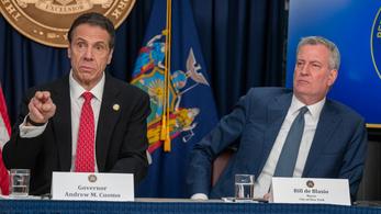 New York demokrata polgármestere is követeli a New York-i demokrata kormányzó lemondását