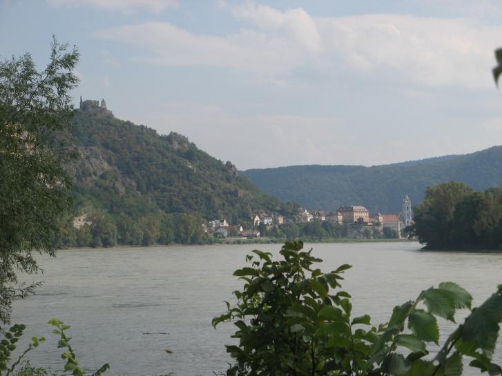 Dürnstein vára alatt