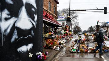 Rekordösszegű kártérítést fizet George Flyod családjának Minneapolis városa