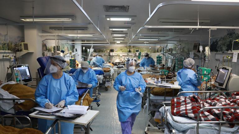 Már variánsa is van a brazil mutáns vírusnak