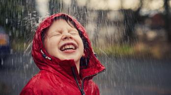 Ma még süt a nap, aztán vigasztalanul elered az eső
