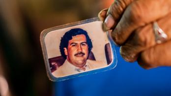 Drogszállítmányt fogtak Chilében, Escobar arcával néztek szembe a rendőrök