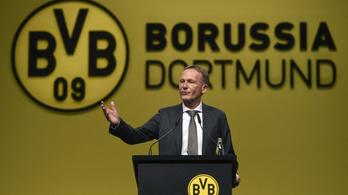 Nézők előtt rendezné a kupadöntőt a Dortmund igazgatója