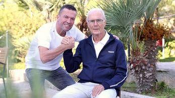 Beckenbauer pártolja, hogy Matthäus legyen a szövetségi kapitány