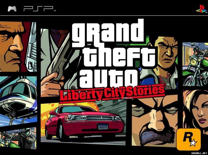 Grand Theft Auto Liberty City Stories (Forrás: Rockstar Games)