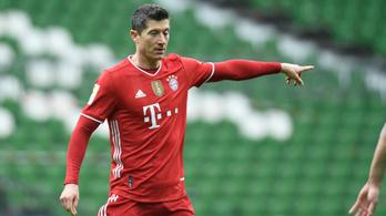 Lewandowski Gerd Müllert üldözi, Szalaiék nyertek Sallaiék ellen