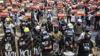 Ellenállást hirdet a polgári mianmari árnyékkormány