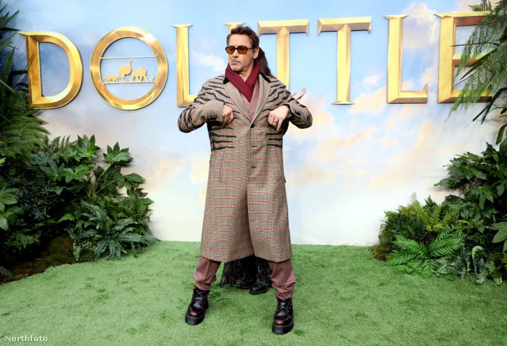 Robert Downey Jr. - Dolittle