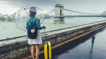 Ha útnak indulna, ne hagyja otthon az esernyőt