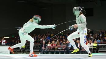 Ott lesz Tokióban a női kardcsapat