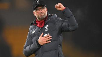 """Szenvedély, szakértelem, szív – a három """"sz"""", ami Klopp Liverpoolját a csúcsra röpítette"""