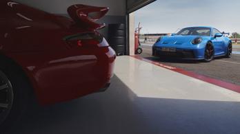 A Porsche 911 GT3 ezer arca