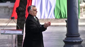 Orbán Viktor: A '48-as honvédek mai örökösei az orvosok, ápolók