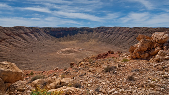 Mégsem kráter a föld legrégibb meteorkrátere