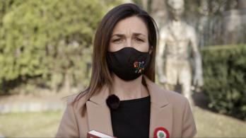 Varga Judit: Magyarországot furkósbottal fenyegeti a baloldal