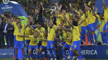 Tízcsapatos lesz az idei Copa América