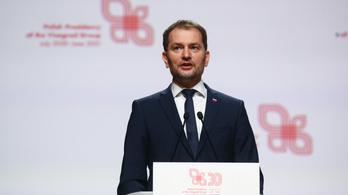 Kezd elfajulni a szlovák kormányválság, Igor Matovič távozását követelik