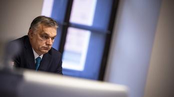 Itt van újra Orbán Viktor angol nyelvű honlapja
