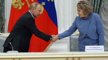 Oroszország kész a párbeszédre az Európa Tanáccsal