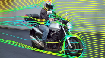 A motorok aerodinamikája