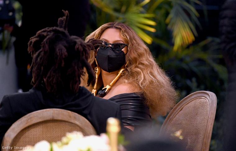 Az énekesnő négy kategóriában nyert díjat, így összesen 28 szobra van már otthon csak a Grammyről