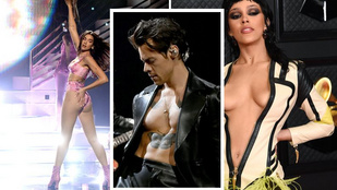 A szokatlantól a szexiig: akik idén érdekesen öltöztek fel a Grammyre