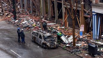 Öngyilkos merénylet volt a nashville-i robbantás