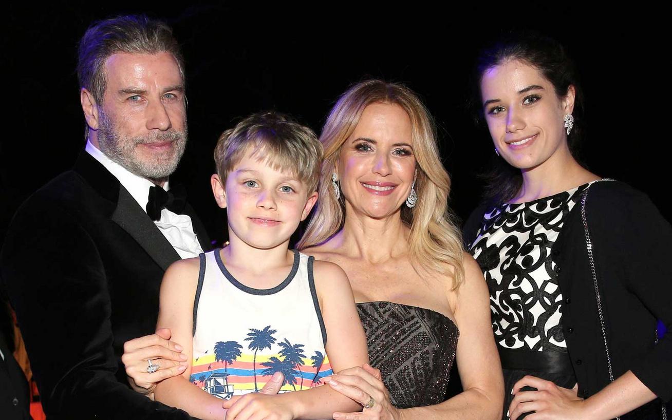 john-travolta-családja