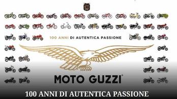 Teljesen új modellt harangozott be a Moto Guzzi