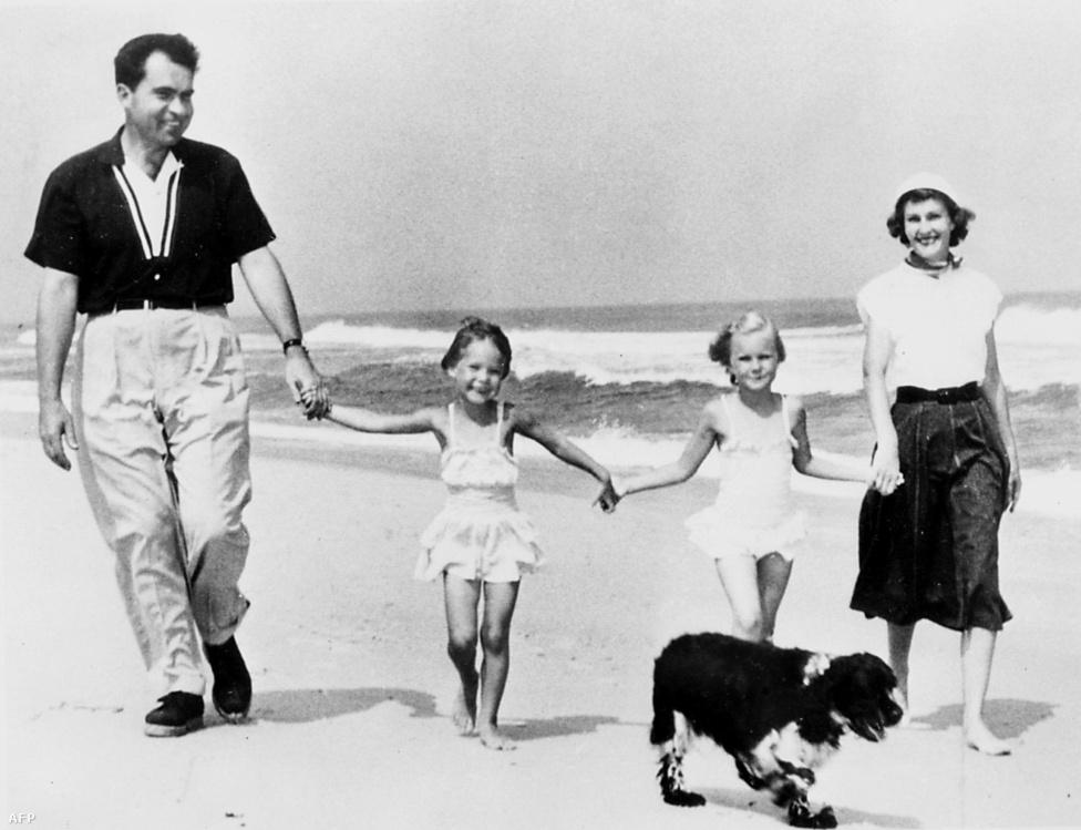 A kutya az 1968-as kampányban is előkerült. Nixon ekkor sikerrel hitette el magáról, hogy új emberré vált a nagypolitikán kívül töltött évei alatt. Az emberarcú jelölt képe sikeres lett, oly sok sikertelen próbálkozás és alig négy évvel a demokraták földcsuszamlásszerű győzelme után nyerni tudott.