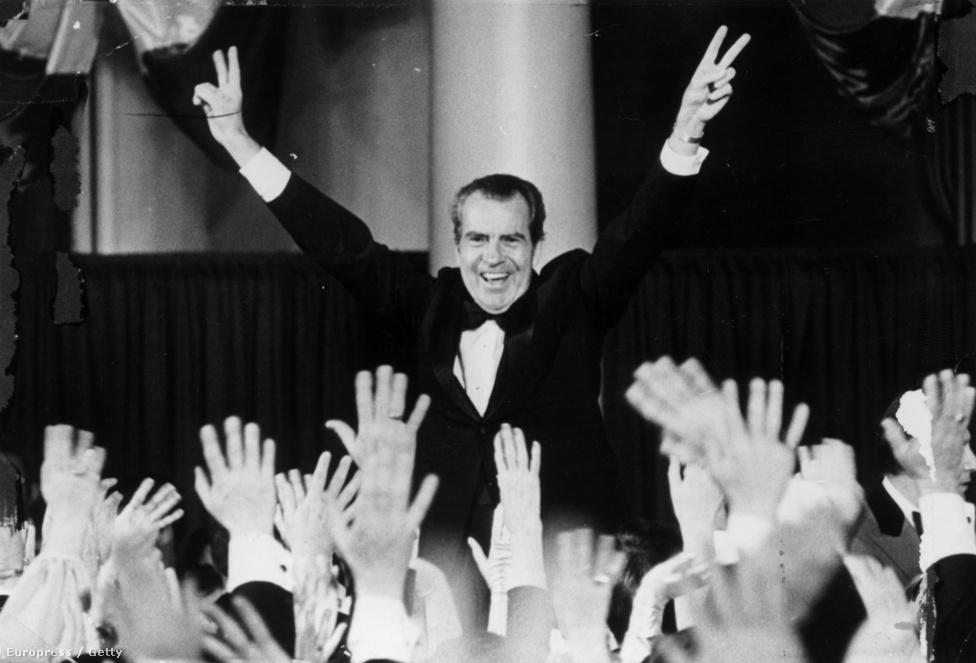 Ilyen előkészítés után 1972-re teljesen átrajzolta az amerikai politikai térképet. Míg nyolc évvel korábban úgy tűnt, a demokraták évtizedekre megszerezték a többséget, 1972-ben Nixon egy állam és a főváros kívételével mindenhol nyert. Persze ekkor még nem sejtette senki, milyen eszközökkel.