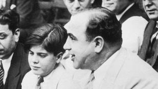 Al Capone egyetlen fia a családnevét is letagadta: egész más ember volt, mint az apja