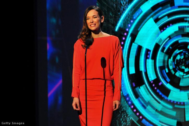 Jade Raymond a The Game Awards rendezvényen