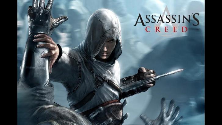 Assassin's Creed: Jade Raymond első játéka, amelynek direktora volt, és amelyhez nagyon sokan azóta is kötik a nevét (Forrás: Ubisoft)
