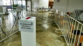 Szombathelyen nem nyílhatnak meg az önkormányzati oltópontok