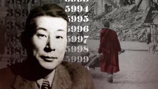 A japán Schindlerről nem készült film, pedig ő is ezrek életét mentette meg