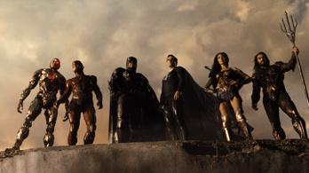 Az Igazság Ligája: Zack Snyder négy óra alatt menti meg a világot