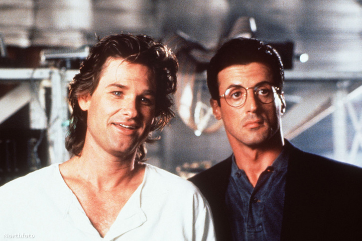 Kurt Russell & Stallone